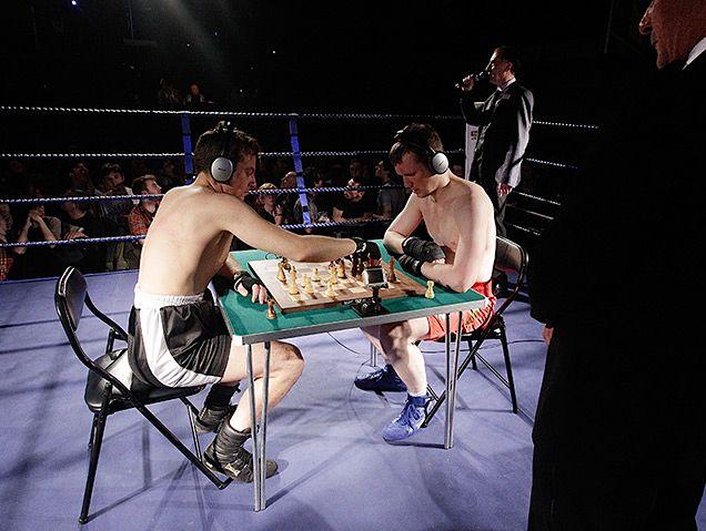 chess boxing ?!?!