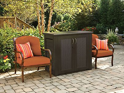 Safely secure your outdoor items