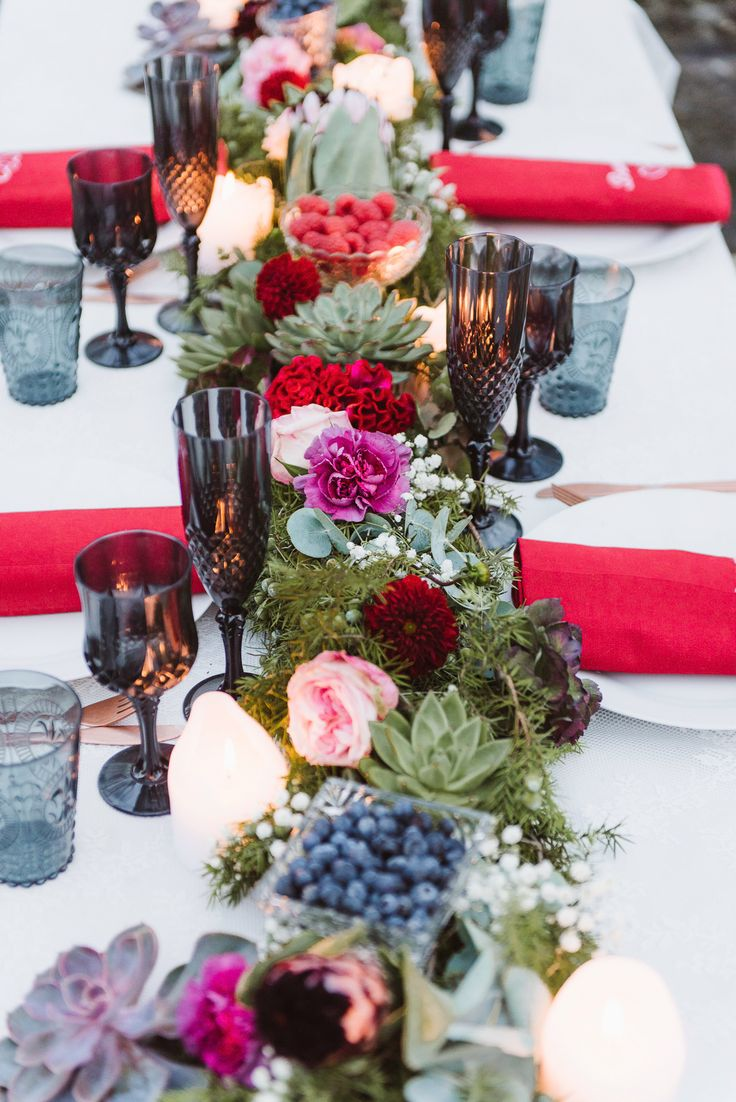 17 Best Ideas About Enchanted Forest Centerpieces On