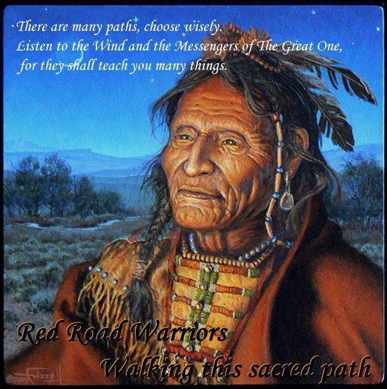 Red Road Warriors: American Indians, Native Americans, American Art, Fireside Memories, American Indian Art, Artist, Americanindian God