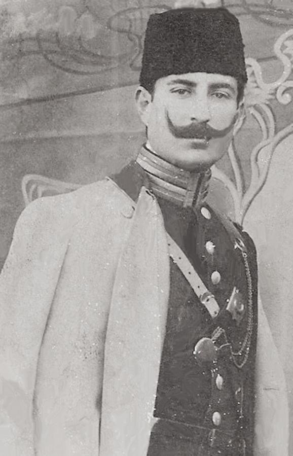 An Ottoman Artillery Officer, 1900s (Bir Osmanlı Topçu Subayı, 1900'ler)