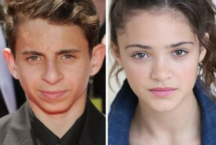 Moises Arias joining the cast of Ben-Hur!