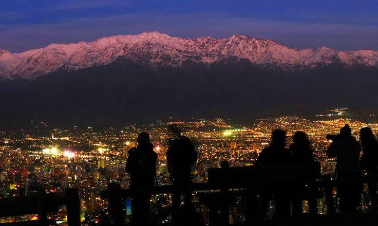 Santiago, Chile #Travel #gear #fitness #powderquest #style #ski #snowboard #wonders #chile #argentina