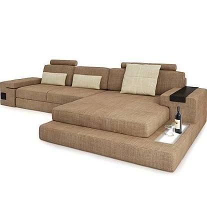 Bullhoff By Giovanni Capellini Sofa Wohnlandschaft Stoffsofa Eck Couch L  Form Ecksofa Design Beleuchtung Latium
