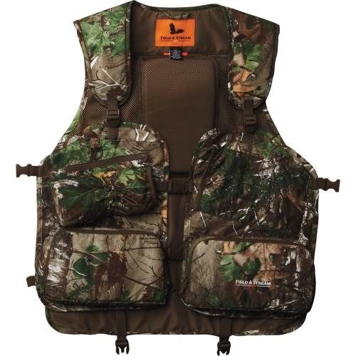 Field And Stream Turkey Vest With Pop Seat Hunting