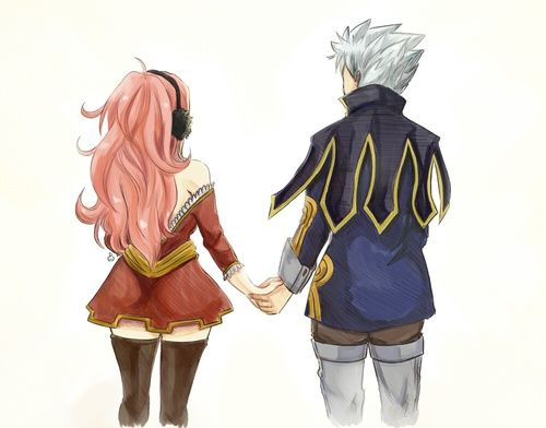 Imagem de lyon, otp, and fairy tail