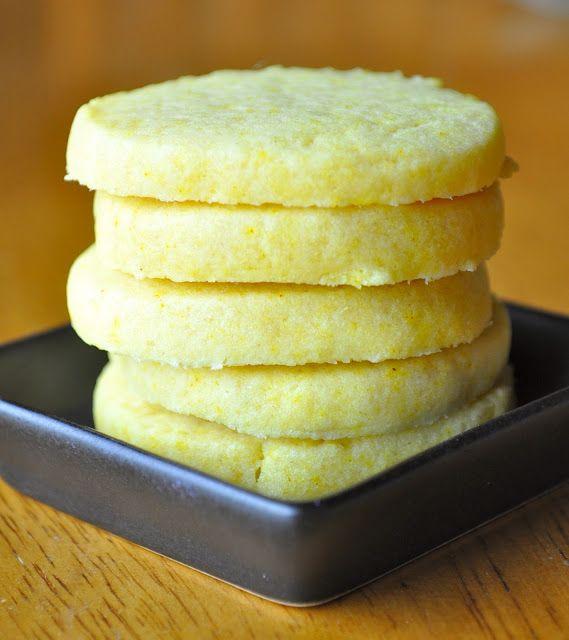 Lemon Ice Box Cookies --make ahead keep in the freezer or fridge INSTANT COOKIES