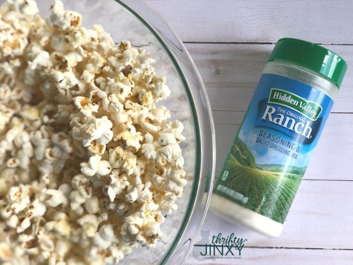 Add something special to your movie night with this