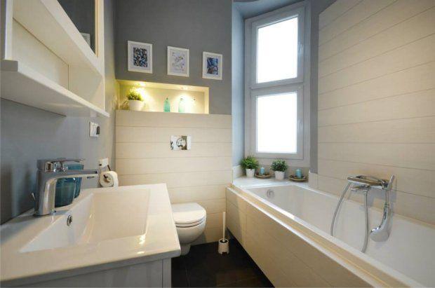 Zdjęcie numer 18 w galerii - Stare mieszkanie w Gdyni w nowej odsłonie - styl skandynawski z marynistycznym