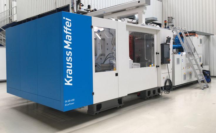 KraussMaffei GX 650-4300 Blue Power  #KraussMaffei #GX #Blue #Power #plastic #injection #moulding #machine #plasticinjectionmoulding #Tepro #company #Turkey #distributor
