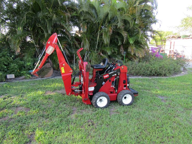 Toro Dingo Mini Skid Steer Backhoe Attachment 23163 Digs 82 Bucket 16 Outdoor Gardens Outdoor Outdoor Power Equipment