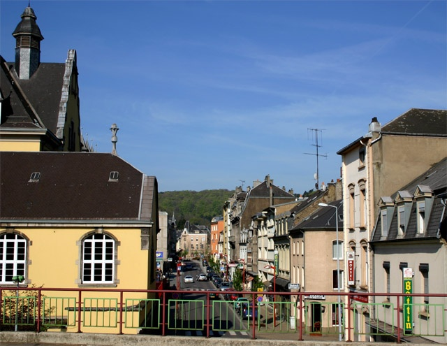 Differdange, Luxembourg