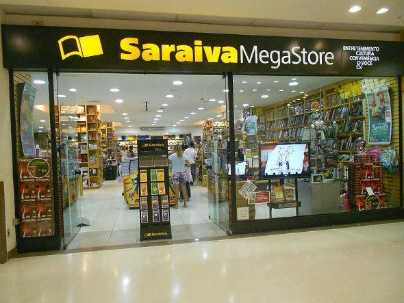 Saraiva fecha para vender produtos no site do Walmart.com