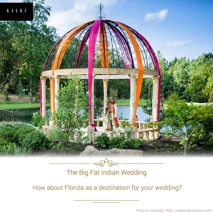 Celebrate In Style At Miami Wedding LocationsIn StyleIndian