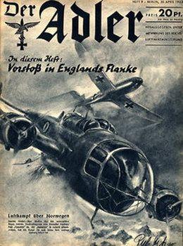 Picture for Der Adler №9 30 April 1940