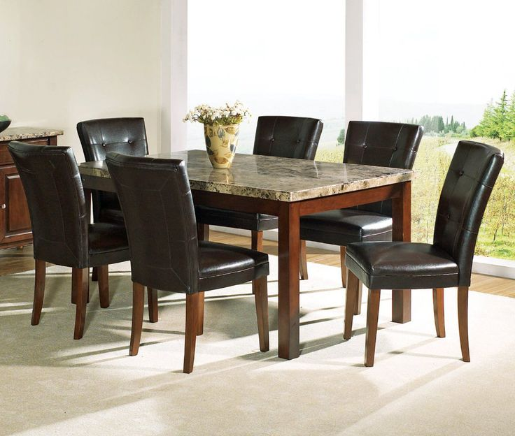 2017 Black Dining Room Furniture Ideal For Stylish Rooms