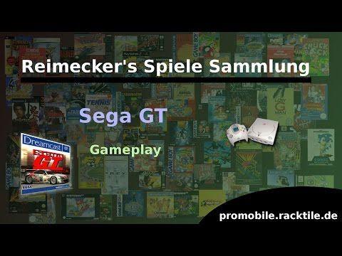 Reimecker's Spiele Sammlung : Sega GT