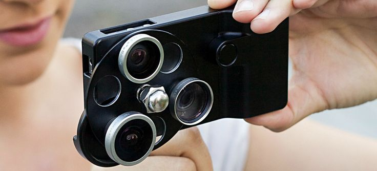 """Обзоры  на """"Связной.ру"""": Линзы и фильтры для фотомодуля твоего девайса."""