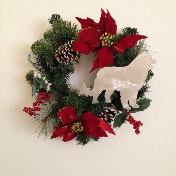 Bernese Mountain Dog Dog Tree Topper Holiday by ScreenDoorGrilles