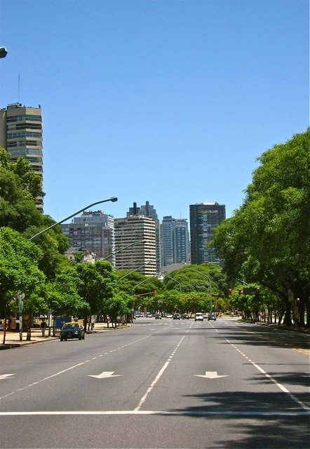 Libertador Avenida, Buenos Aires