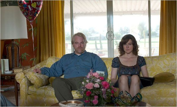 The Savages, with Philip Seymour Hoffman & Laura Linney