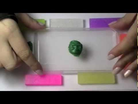 How to use Oyumaru Product Demo pt1 ( molding and casting ) - green stuff / resin / plaster - YouTube