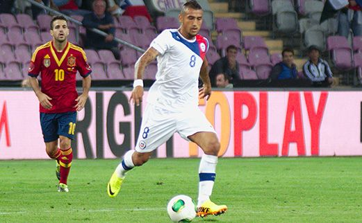 Manchester United & Arsenal Both on Alert As Juventus Are Reportedly Willing to Sell Arturo Vidal