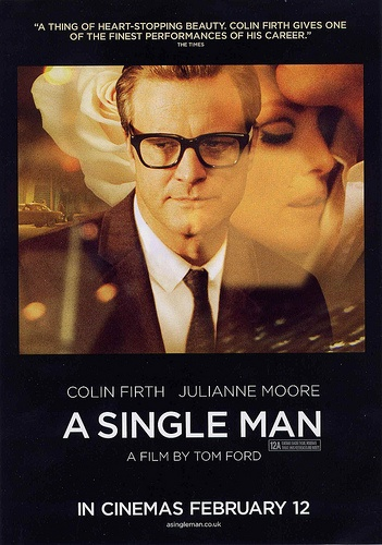 A Single Man, 2009. Colin Firth is brilliant at portraying understated despair.