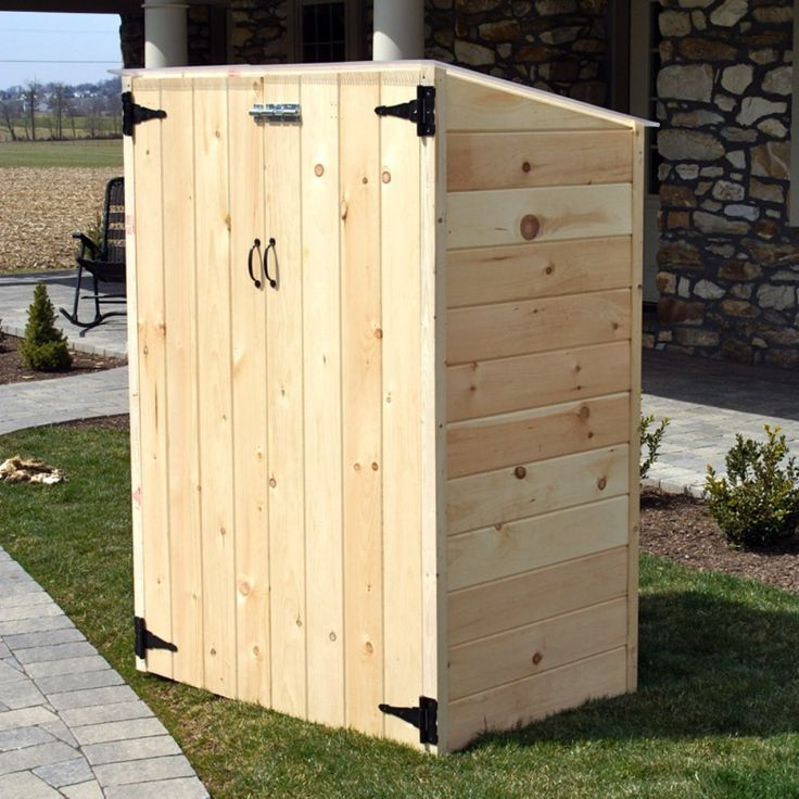 RSI Potting & Storage Shed - Compact, easy to assemble, and proudly made in the U.S.A., the RSI Potting & Storage Shed is an excellent space for storing gardening tools or for...
