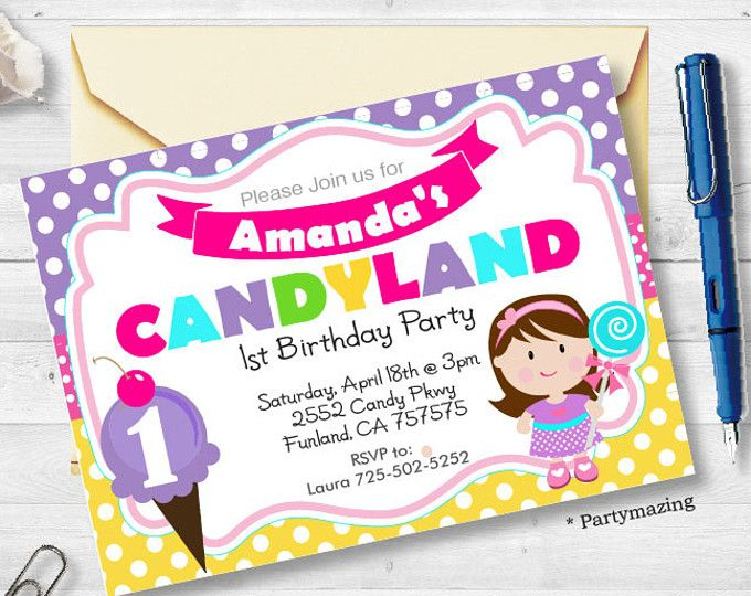 328 best CANDYLAND PARTY IDEAS images on Pinterest ...