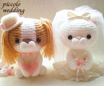 Amigurumi Lion Perritos : 35 best novios a crochet images on pinterest amigurumi patterns
