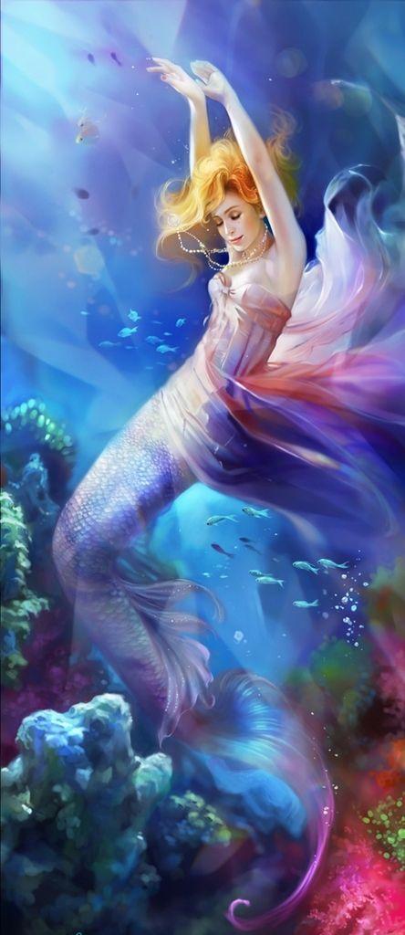 Best 1555 Mermaids and Fairies ideas on Pinterest ...