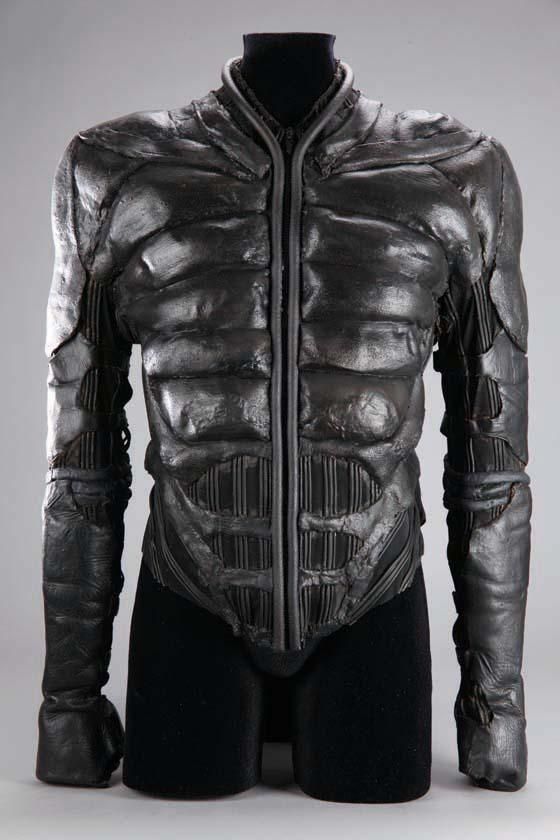 "Kyle MacLachlan ""Paul Atreides"" Fremen Stillsuit jacket from Dune"