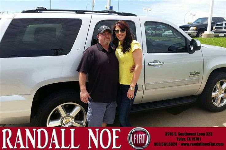 Congratulations to Philip Taylor on your #Chevrolet #Tahoe from Sean Tadlock  at Randall Noe FIAT! #NewCar