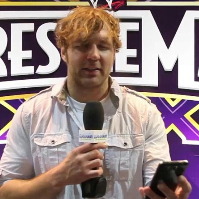 Image result for ECW impressed his career dean ambrose