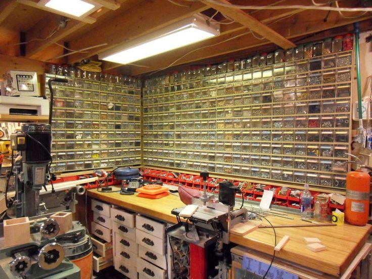 342 best Talkin shop images on Pinterest   Garage workshop ...