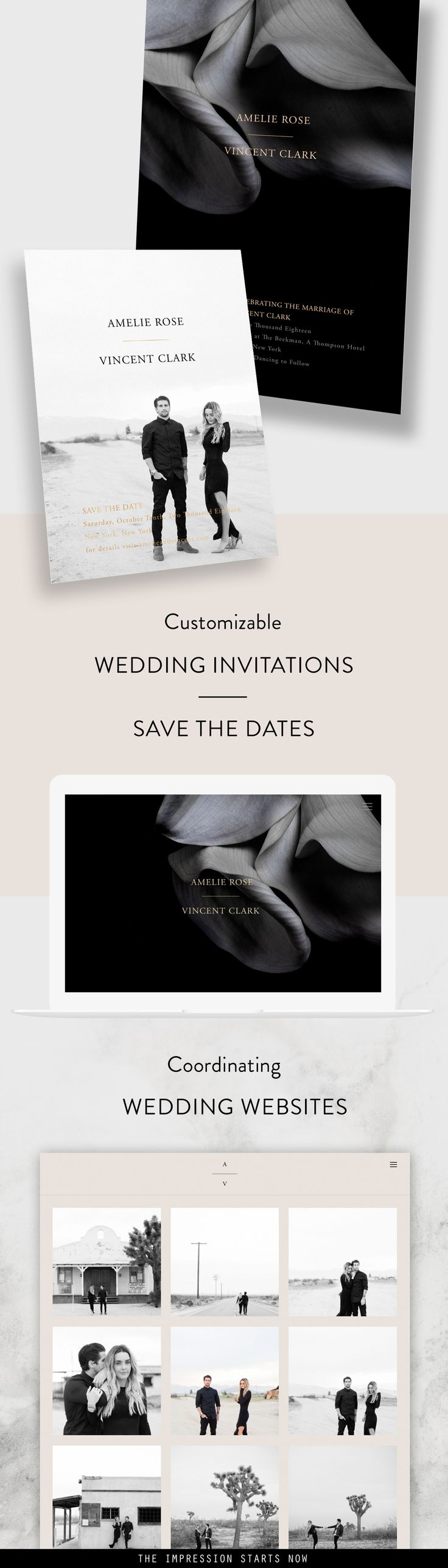 865 Best Weddings Invitations Menus Save The Date Images On