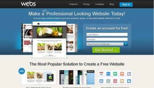 Top 10 Free Web Hosting Sites