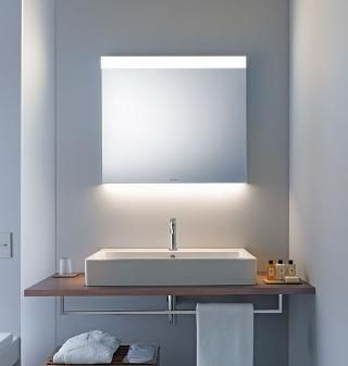 High Quality Mirrors By Duravit: The Mirrors Of The Product Range Harmonise  With Every Bathroom Style. Modern Functionality Combined With Design U0026  Quality.
