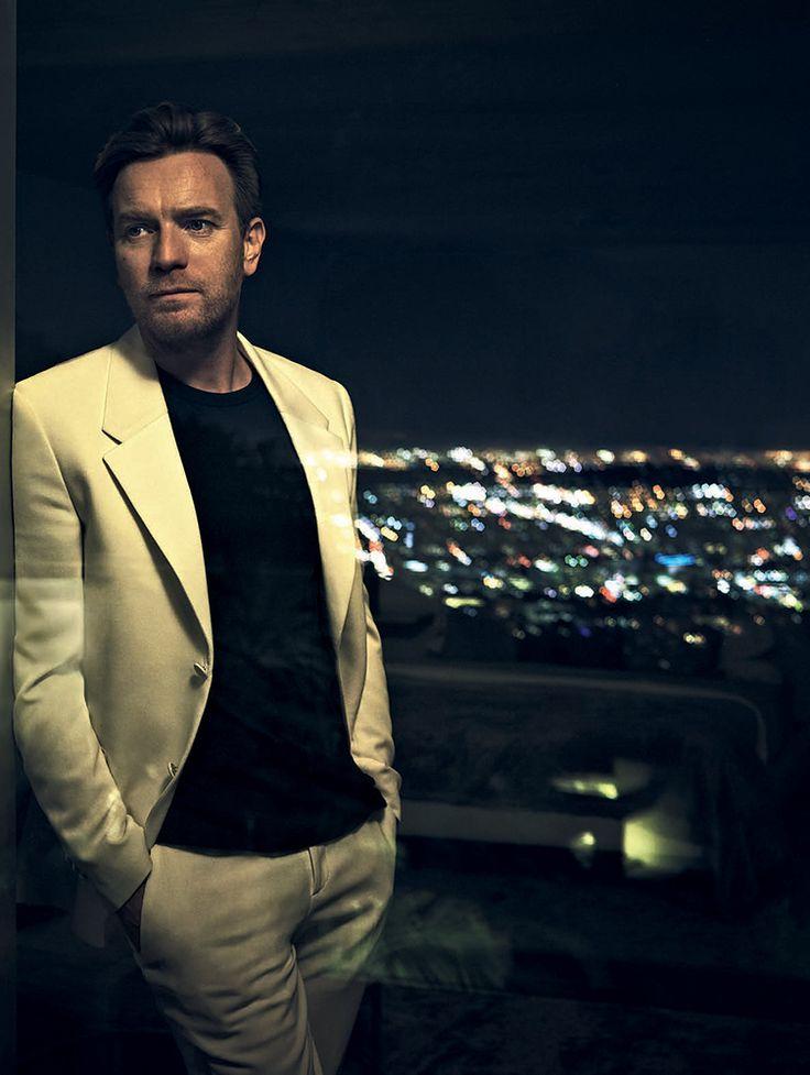 Ewan McGregor by Jason Bell