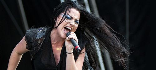POZE: Evanescence la Tuborg GreenFest – Rock the City 2012