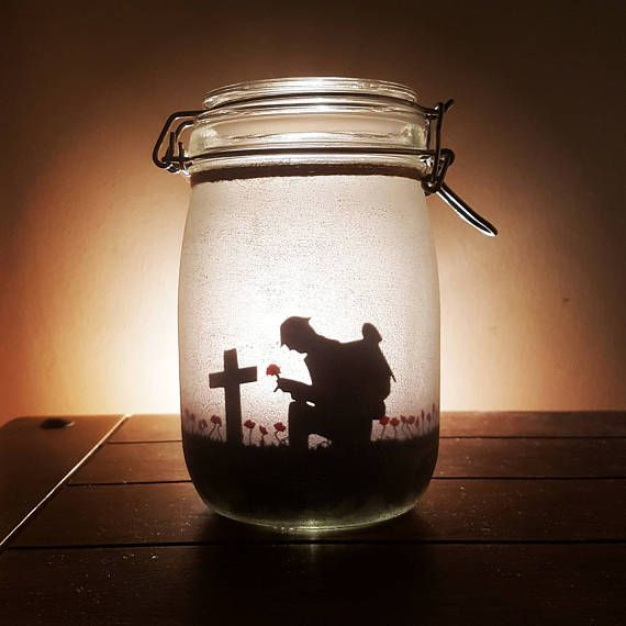 Hey, I found this really awesome Etsy listing at https://www.etsy.com/uk/listing/479608521/ww1-and-ww2-remembrance-memorial-jar