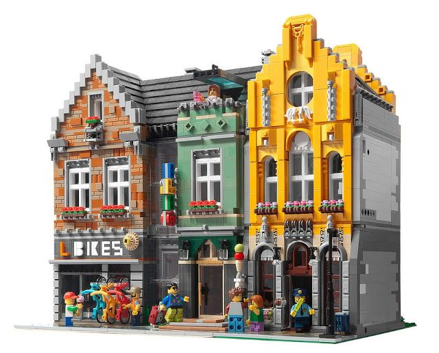 Blog about LEGO and other brick based construction toys related news, MOC's, Creations, Models, Minifigures, Customs, Conventions, Sets, etc.