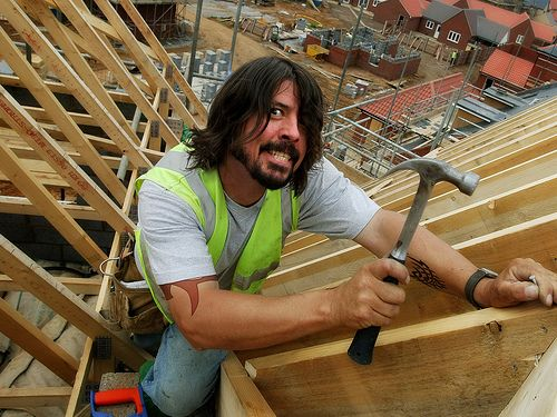 Dave Grohl Carpentry Services