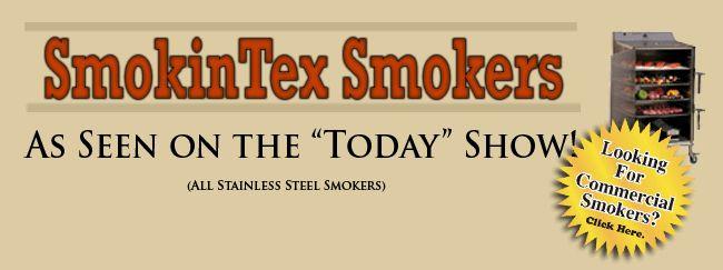 SmokinTex Smokers