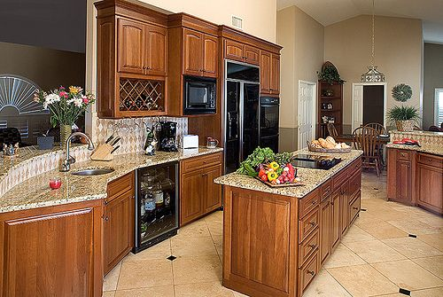 Natural Walnut Kitchen Island In Summit New Jersey: 48 Best Images About Bridgewood Cabinets On Pinterest