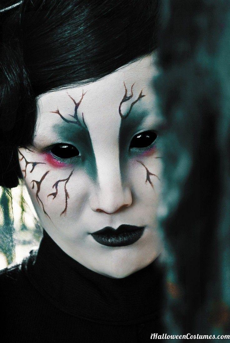 83 best Halloween Makeup images on Pinterest | Halloween ideas ...