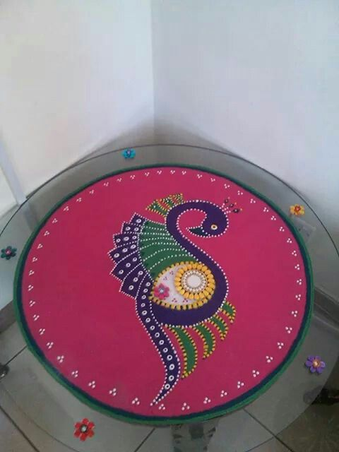 Wonderful Rangoli