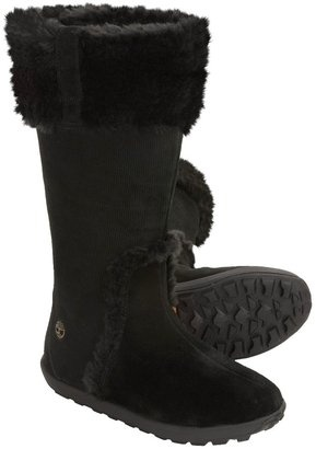 ShopStyle: Timberland Mukluk Tall Winter Boots - Suede (For Women)