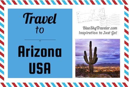 Travel to Arizona - USA